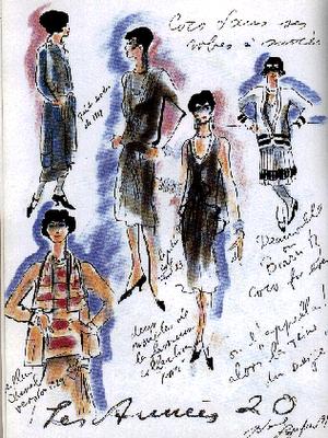 curso online de croqui de moda